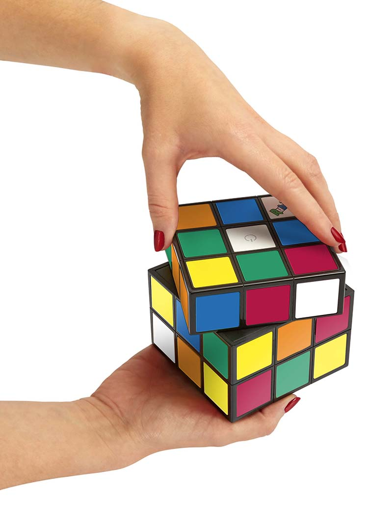 Bluetooth-Lautsprecher BT10 – Rubiks Cube - Bild #6