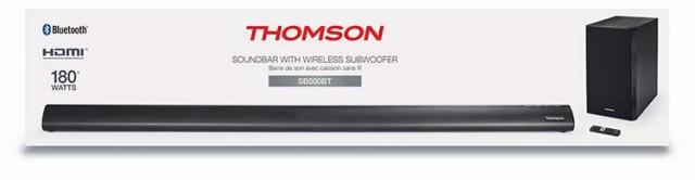Thomson Soundbar SB500BT - Packshot