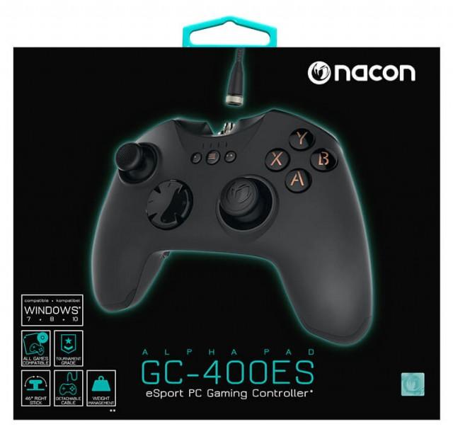 PC Gaming Controller Alpha Pad GC-400ES - Packshot