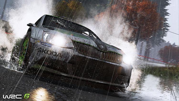 WRC 6 - Screenshot #1