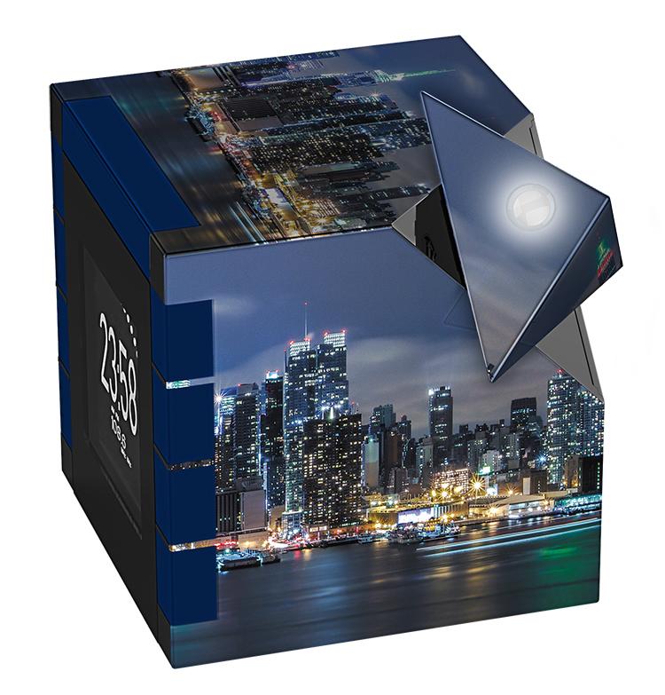 Radiowecker RR70 – New York by night - Bild