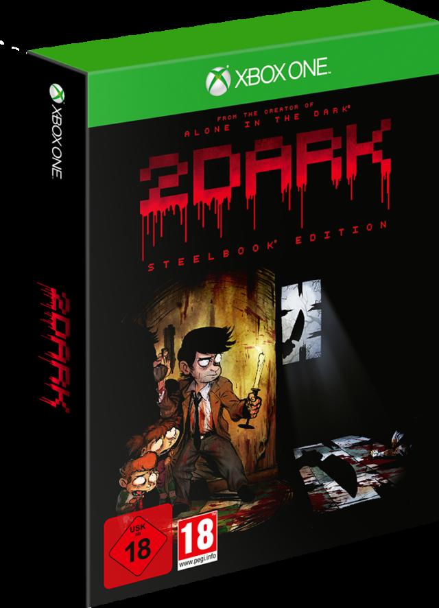 2Dark – Collector Edition - Packshot