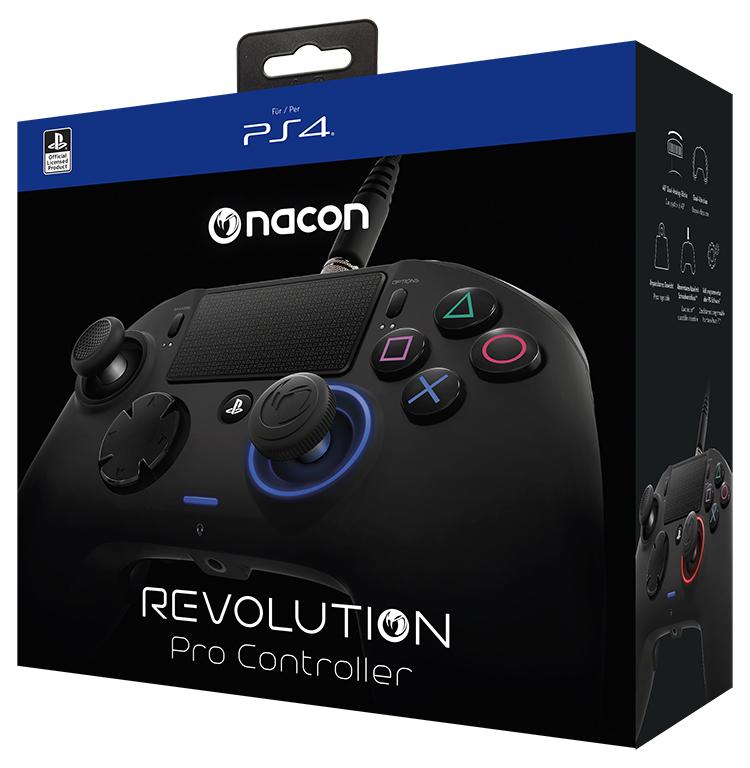 NACON PS4 Revolution Pro Controller - Packshot
