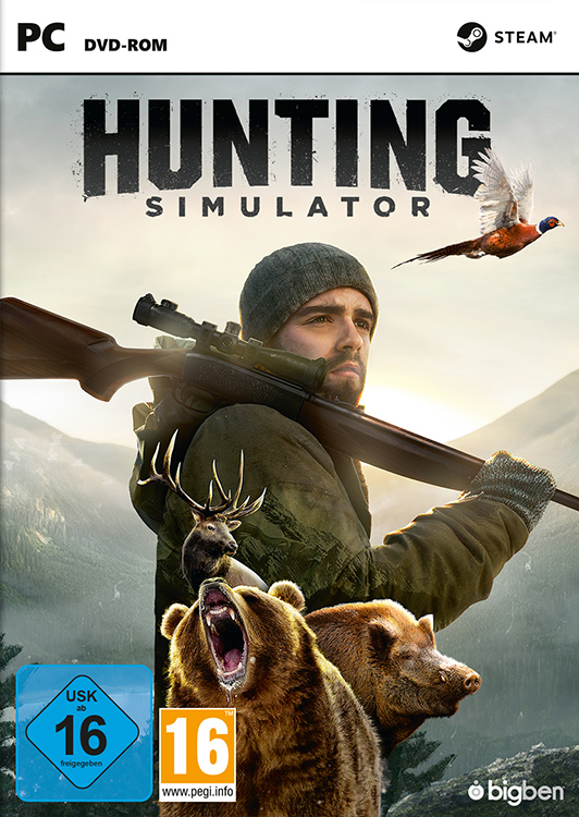 Hunting Simulator - Packshot