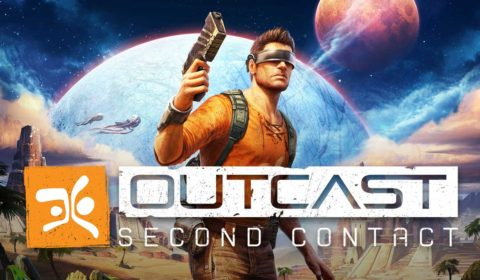 OUTCAST - Second-Contact