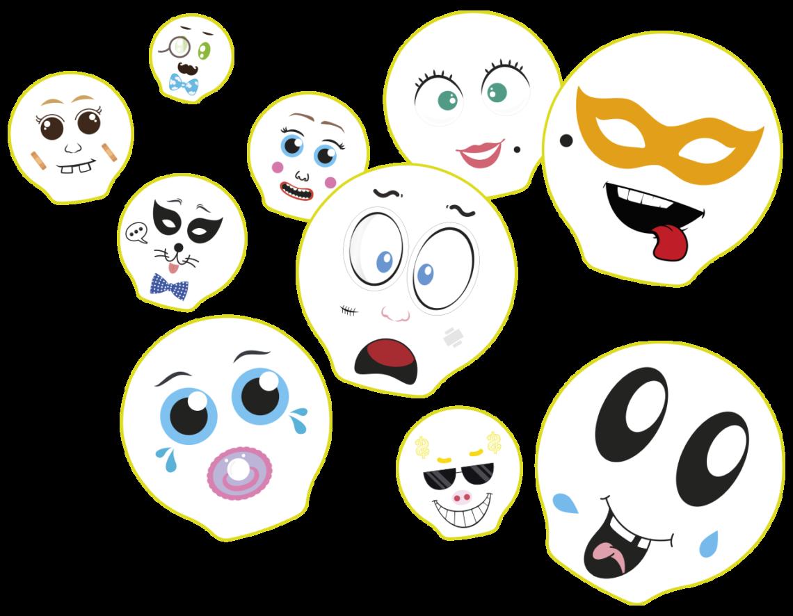 Karaoke-CD-Player für Kids Sticker