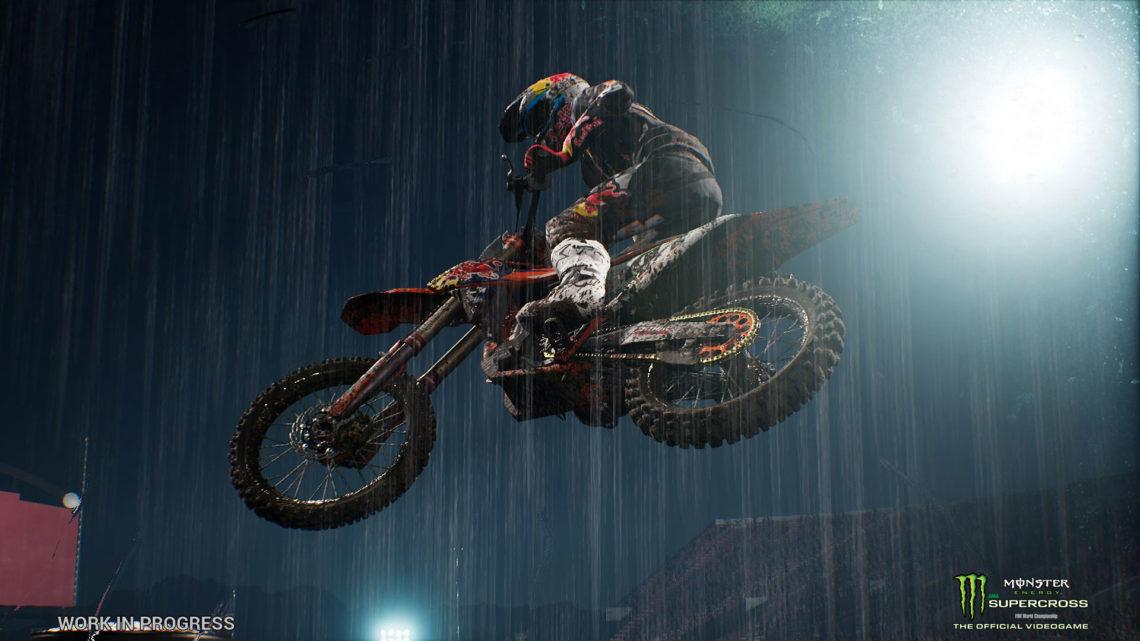 Screenshot Monster Energy Supercross