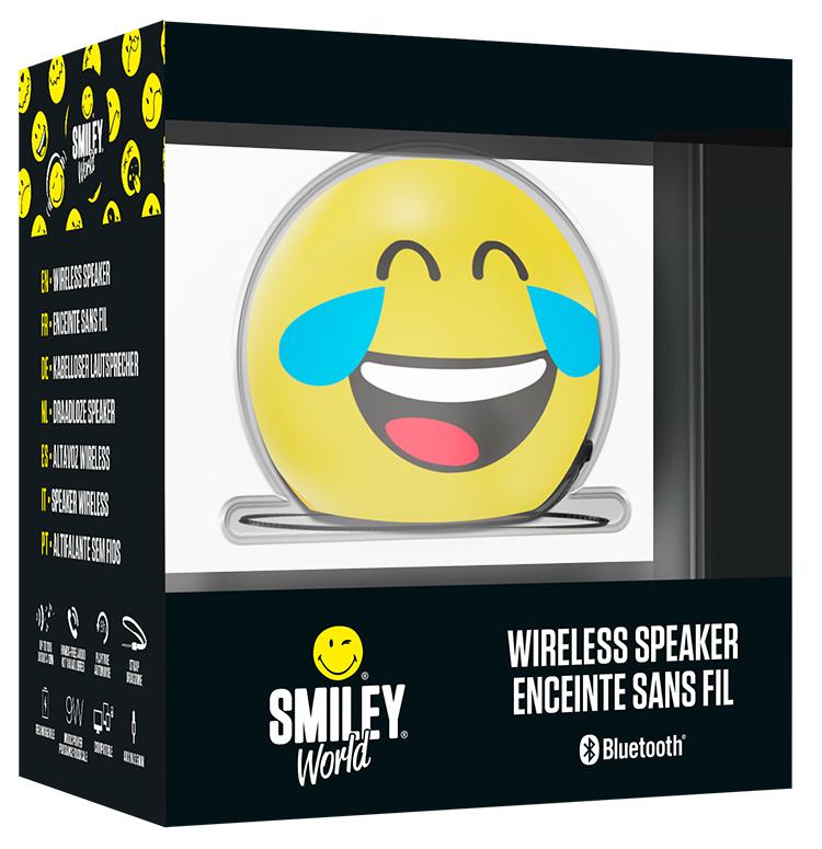 Bluetooth®-Lautsprecher BT15 – LOL - Packshot