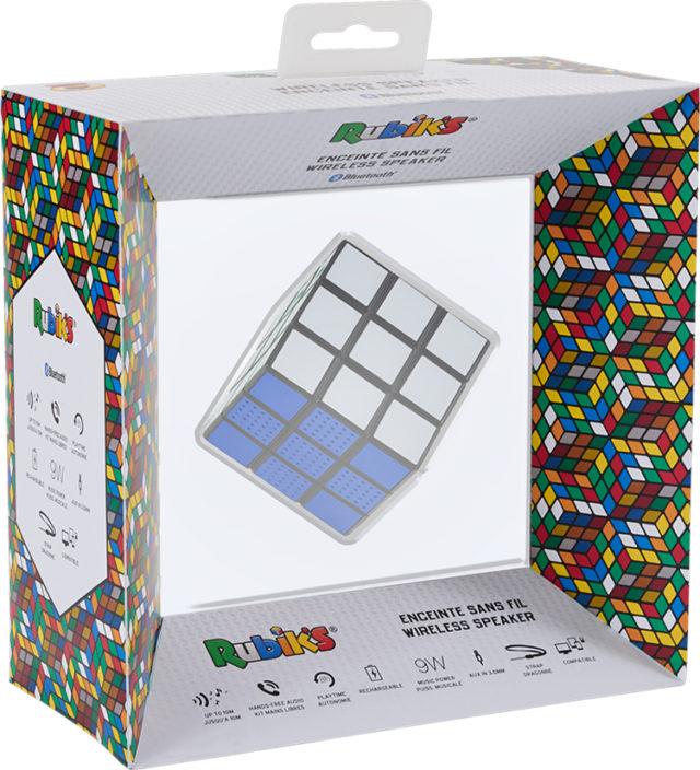 Bluetooth®-Lautsprecher BT17 – Rubiks - Packshot