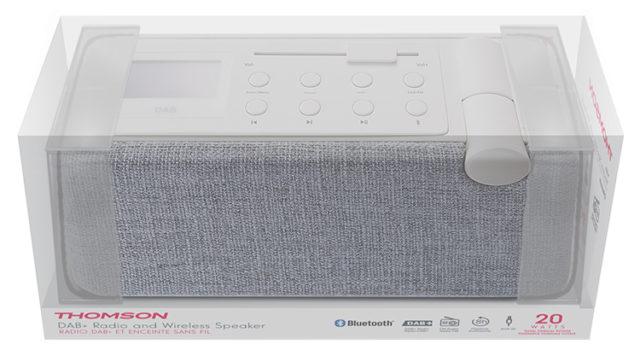 Thomson DAB-Radio DAB05 - Packshot