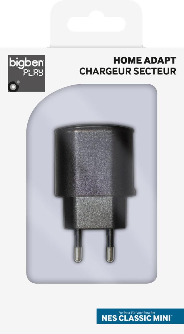 AC Adapter [2A – USB-Netzteil] - Packshot