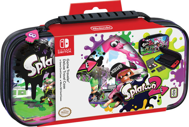 Switch™ Travel Case Splatoon 2 NNS51 - Packshot
