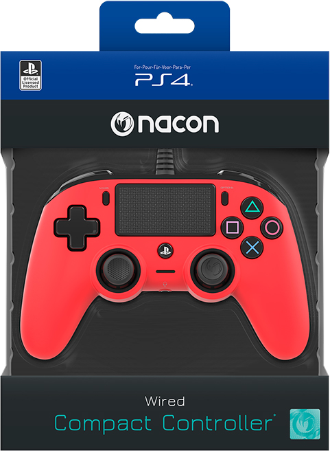 NACON PS4 Controller Color Edition - Packshot
