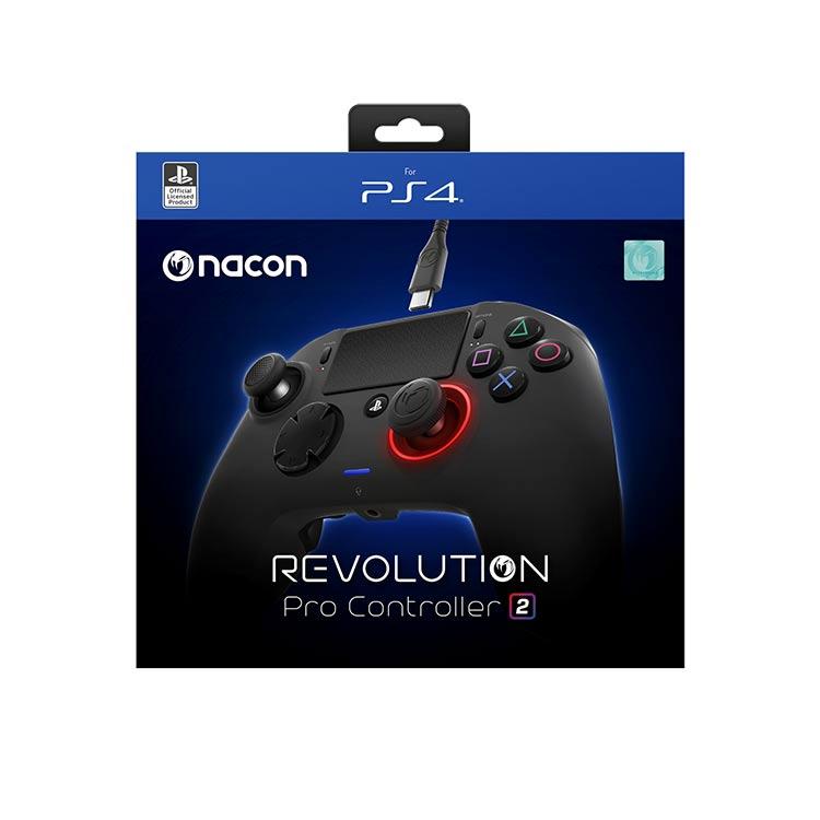 NACON PS4 Revolution Pro Controller 2 - Packshot