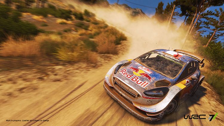 WRC 7 - Screenshot#2tutu#4tutu#6tutu#8tutu#10tutu#11
