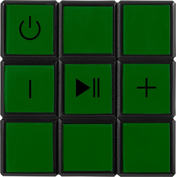 Bluetooth®-Lautsprecher BT17 – Rubiks - Bild