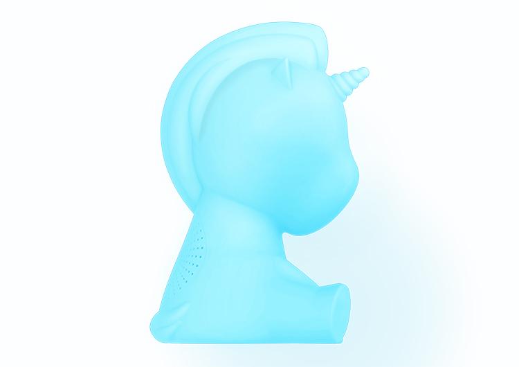 Bluetooth®-Lautsprecher Lumin´us – Unicorn - Bild#2tutu#4tutu#5