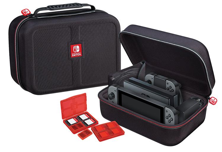 Switch™ Deluxe Case NNS 60- Offiziell lizenziert - Bild