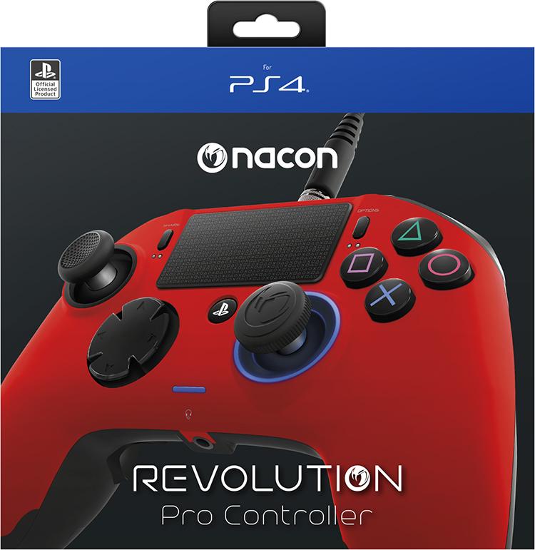 NACON PS4 Revolution Pro Controller - Bild#2tutu#4tutu