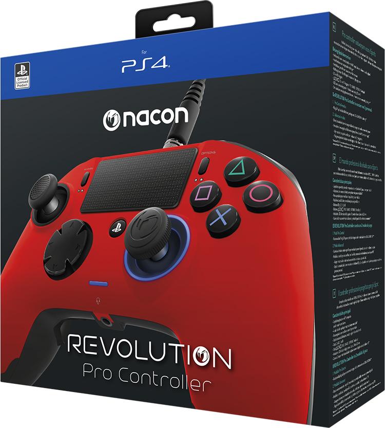 NACON PS4 Revolution Pro Controller - Bild#2tutu#4tutu#5