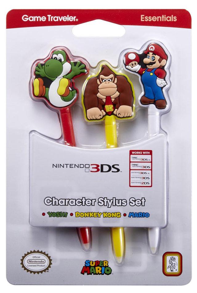 Mario Bros. Stylus Set - Packshot