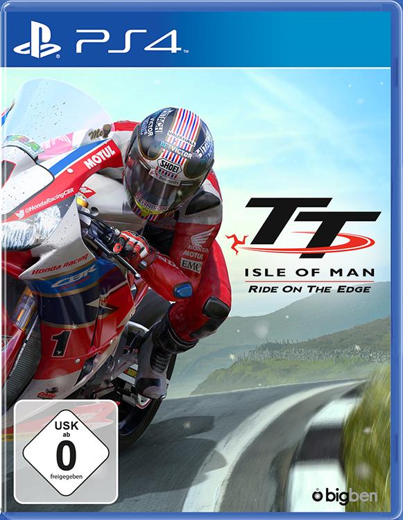 TT Isle of Man - Packshot