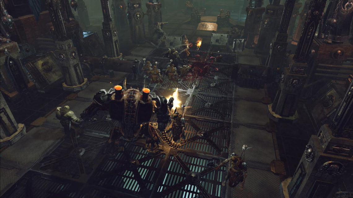 Warhammer 40.000 Inquisitor Martyr Screenshot