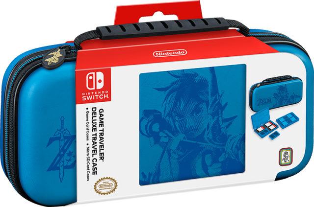SWITCH™ Travel Case Zelda NNS42 [Offiziell lizenziert] - Packshot