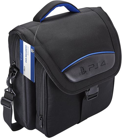 PS4 Transporttasche [Offiziell Lizenziert] - Packshot
