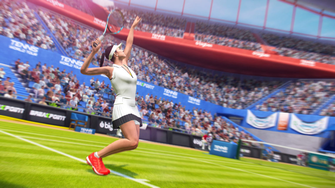 Tennis World Tour Screenshot 04