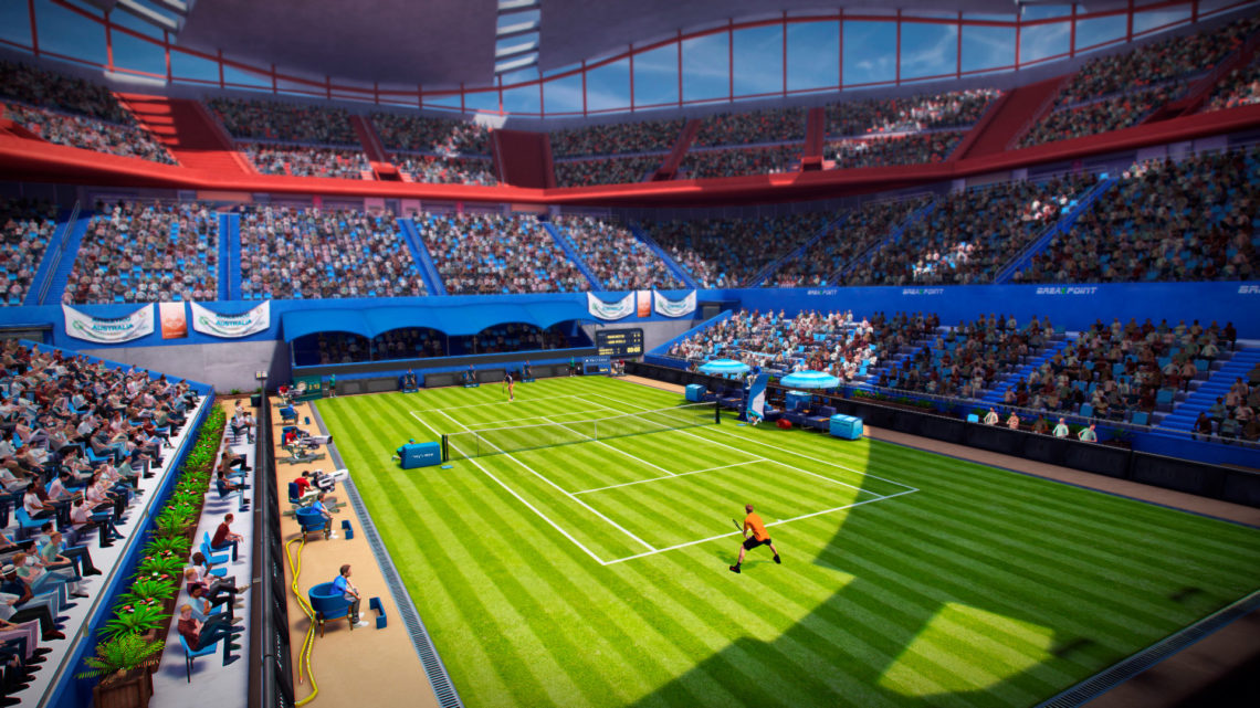 Tennis World Tour Screenshot 06