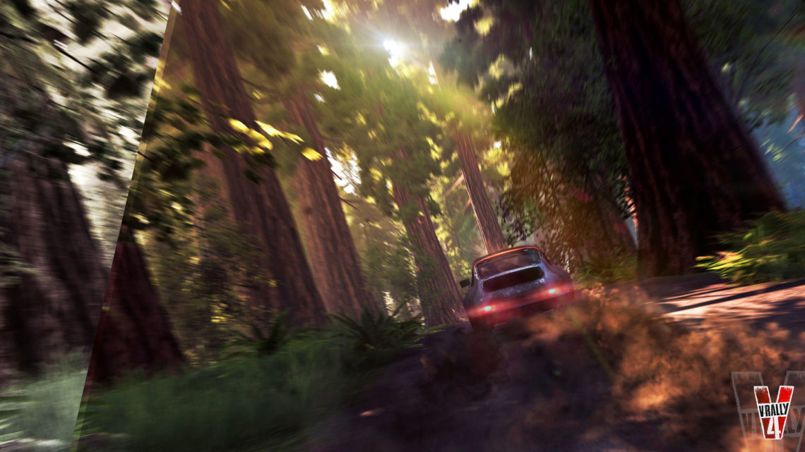 V-Rally Screenshot 03