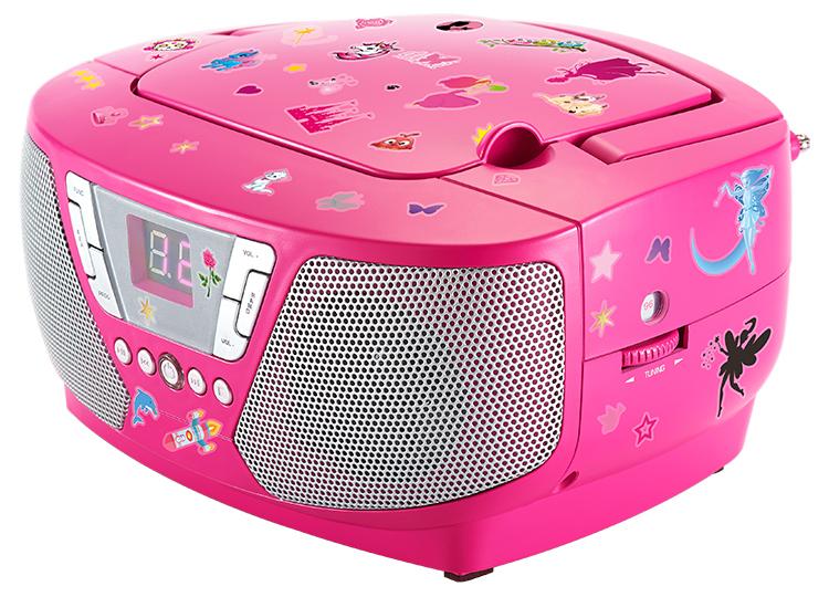 Tragbares CD/Radio CD60 KIDS - Bild#2tutu#4tutu