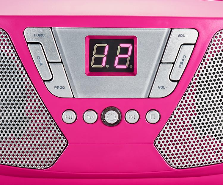 Tragbares CD/Radio CD60 KIDS - Bild#2tutu#4tutu#5