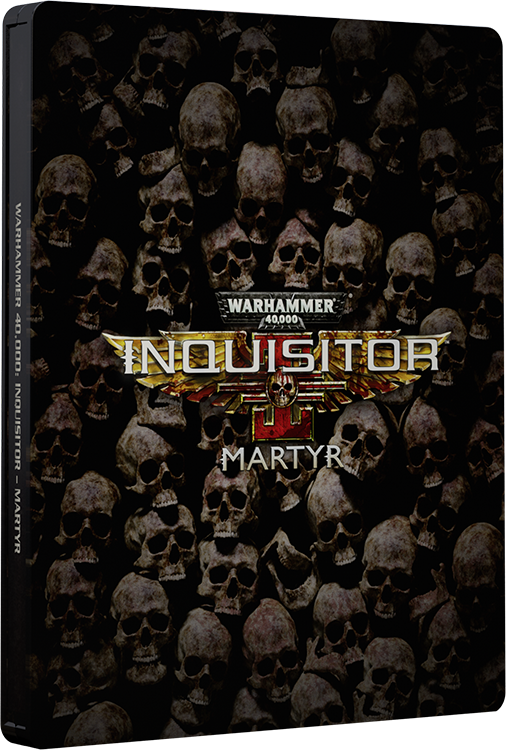 Warhammer 40,000: Inquisitor – Martyr – Imperium Edition - Bundle#2tutu