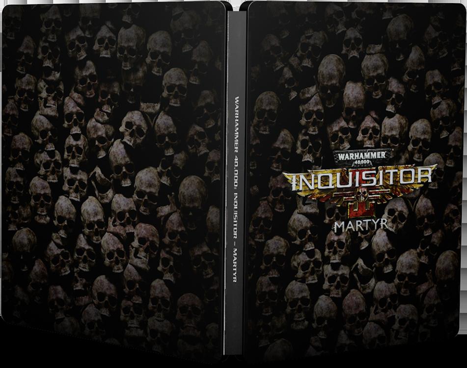Warhammer 40,000: Inquisitor – Martyr – Imperium Edition - Bundle#1