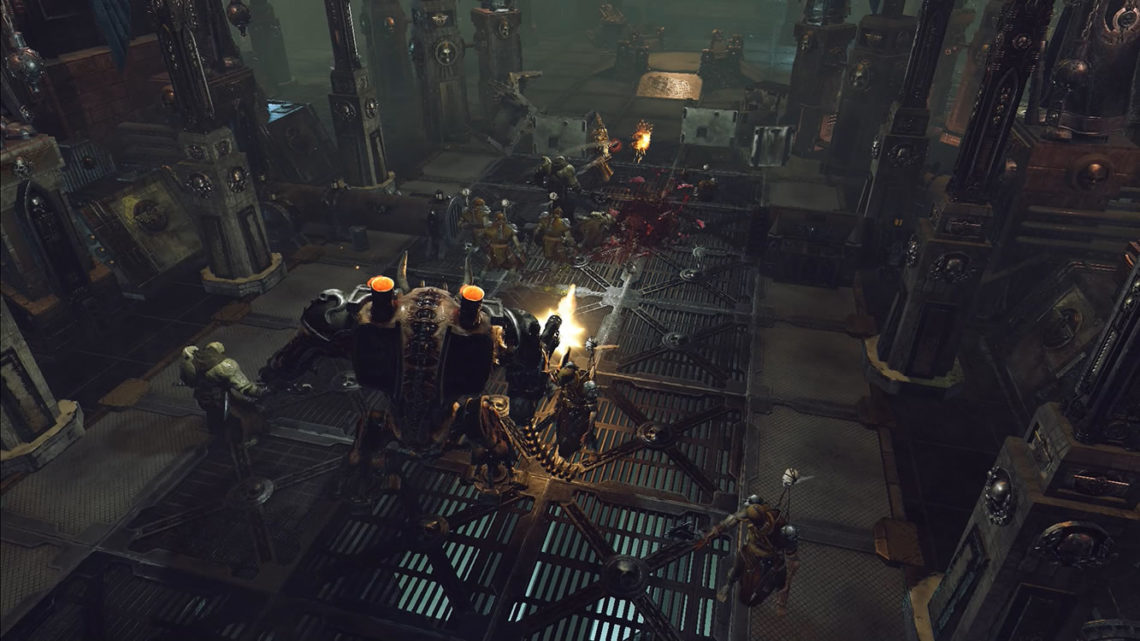 Warhammer 40,000: Inquisitor – Martyr – Imperium Edition - Screenshot#2tutu