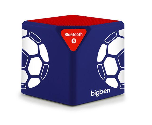Bluetooth®-Lautsprecher BT14 – Soccer - Packshot