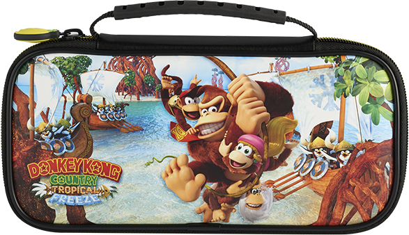 SWITCH™ Travel Case Donkey Kong Country Tropical Freeze NNS52A - Bild