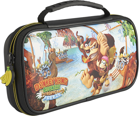 SWITCH™ Travel Case Donkey Kong Country Tropical Freeze NNS52A - Bild#1