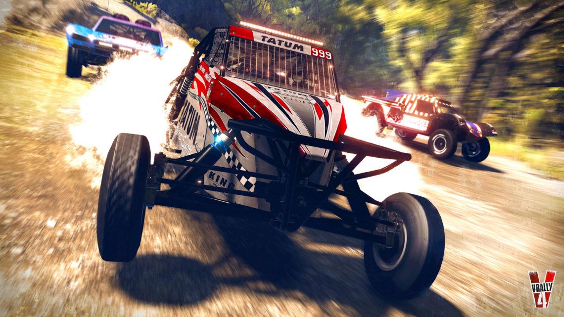 V-Rally4 Screenshot