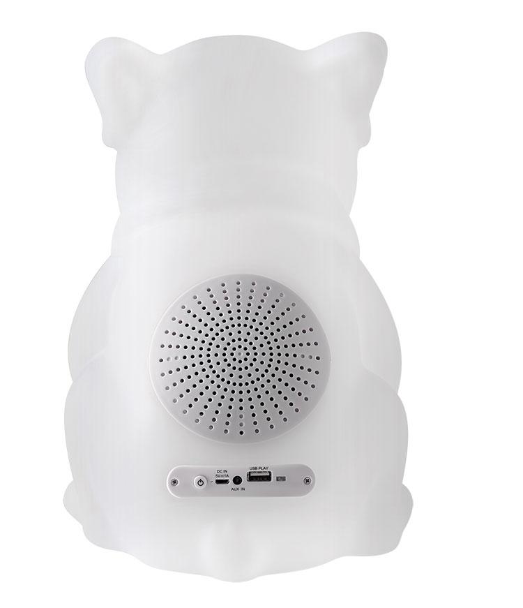 Bluetooth®-Lautsprecher – Lumin´Us Dog - Bild#2tutu#4tutu#6tutu#8tutu#10tutu#12tutu