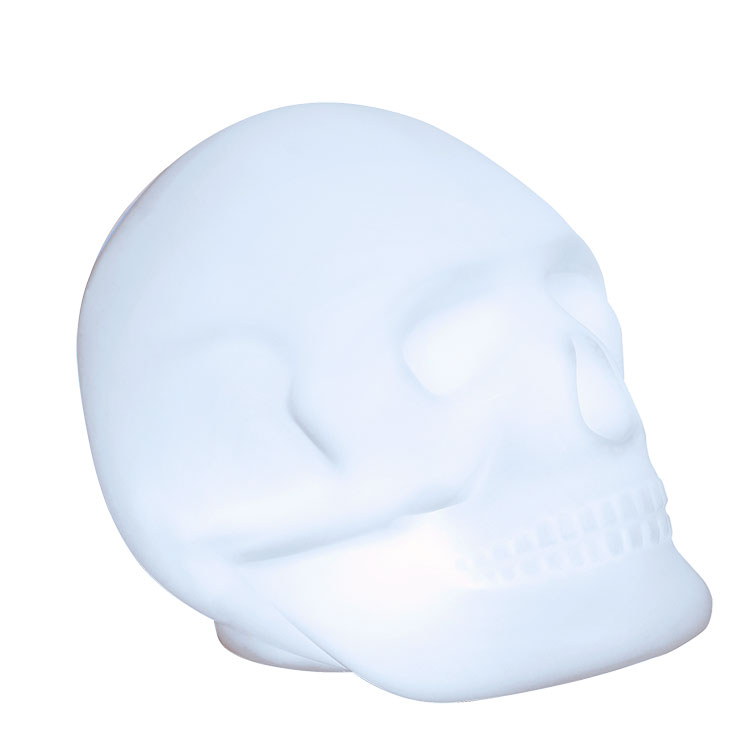 Bluetooth®-Lautsprecher – Lumin´Us Skull - Bild#1