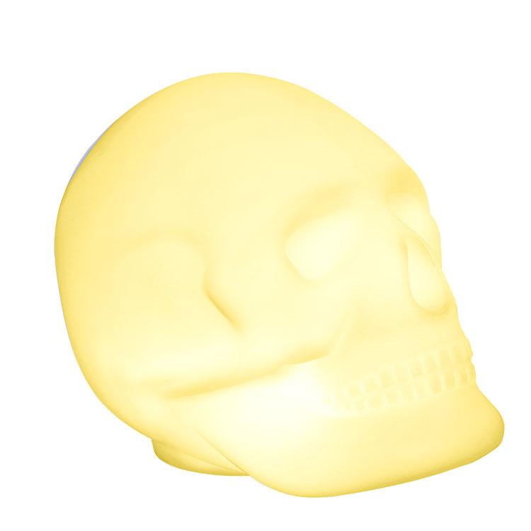 Bluetooth®-Lautsprecher – Lumin´Us Skull - Bild#2tutu#3