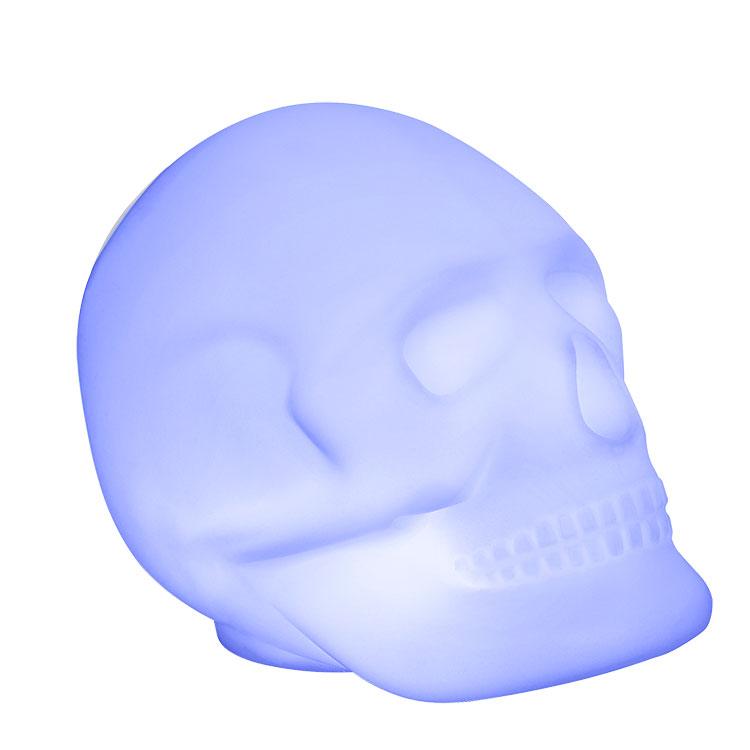 Bluetooth®-Lautsprecher – Lumin´Us Skull - Bild#2tutu#4tutu#5