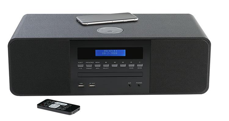 THOMSON Micro-Kompaktanlage MIC200IBT - Bild