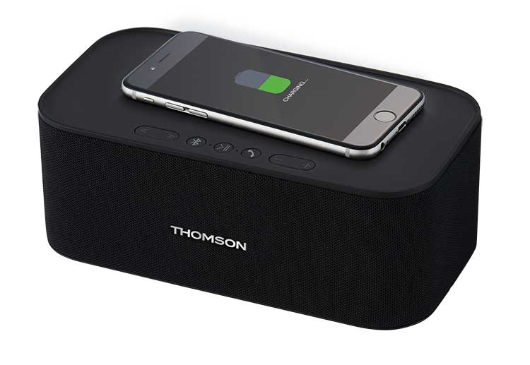 THOMSON Bluetooth®-Lautsprecher WS06IPB - Bild#2tutu