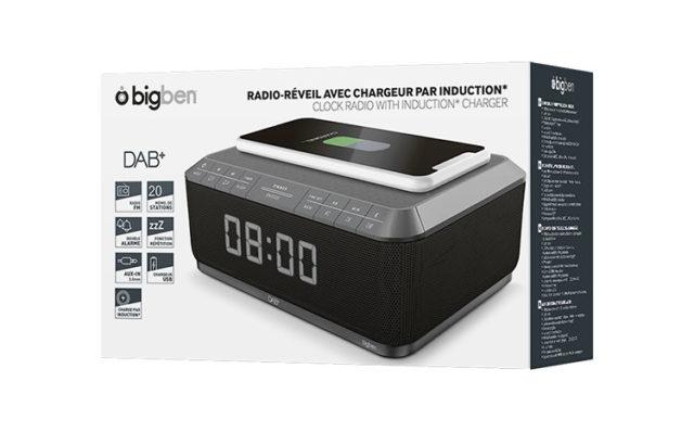 Radiowecker RR140 Induktion + DAB - Packshot