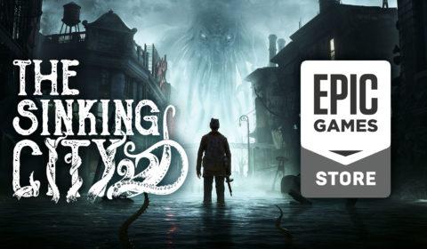 The Sinking City: Die digitale PC-Version wird im Epic Games Store erhältlich sein