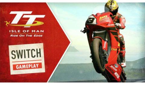 TT Isle of Man: Bigben kündigt Nintendo Switch-Version an